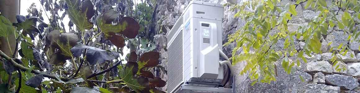 pose climatisation reversible chez particulier