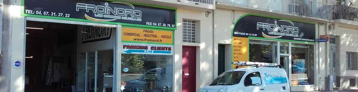Agence froidnord beziers