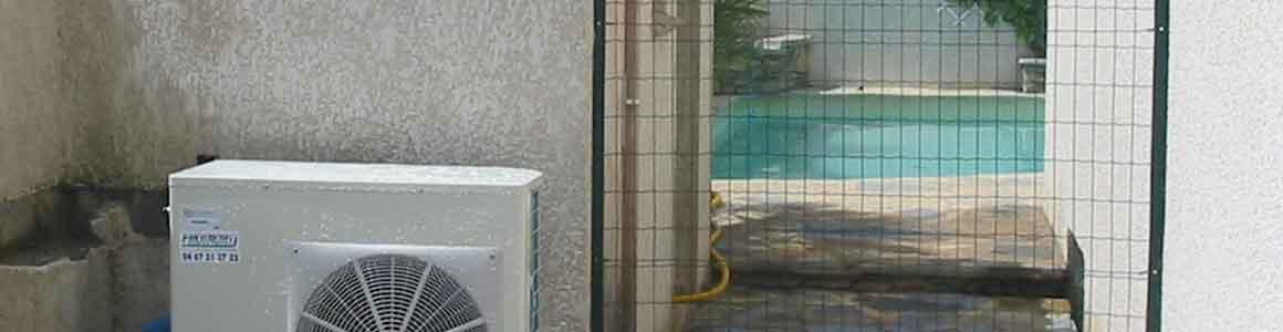 pose pac pour piscine