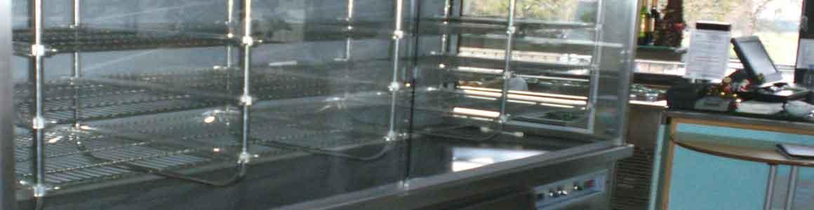vitrine refrigérée pour CHR